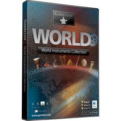 GARRITAN World Instruments - Virtual Instrument (Download)