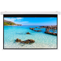 """HamiltonBuhl HBS4987 49 x 87"""" Electric Projection Screen"""