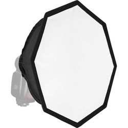"Vello Octa Softbox for Portable Flash (Large, 12"")"