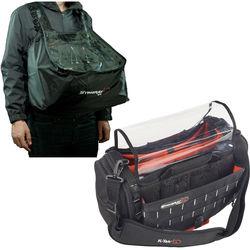 K-Tek Stingray Medium Mixer/Recorder Audio Bag with Rain Bib Kit