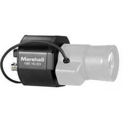Marshall Electronics CV345-CS 2.5MP 3G-SDI/HDMI Compact Progressive Camera (Breakout Cable)