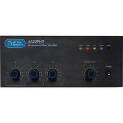 Atlas Sound Atlas Sound AA50PHD-CE 4-Input 50W BGM Mixer Amplifier with CE Certification