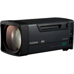 """Fujinon UA80X9BESM UA Series 80x Zoom 2/3"""" 4K UHD Lens"""
