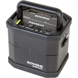 Bowens Travelpak Battery System Kit (Small)