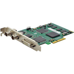 Magewell XI102XE-HD Single DVI + Dual 3G-SDI PCI Express Video Capture Card
