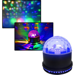 Technical Pro Magnetic Rechargeable Party Starburst Light
