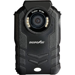 DigiPower Police Body Camera
