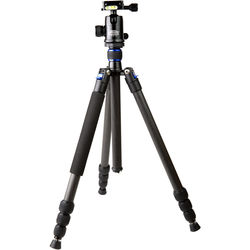 Davis & Sanford TR654C-36 Traverse Carbon Fiber Grounder Tripod With Ball Head