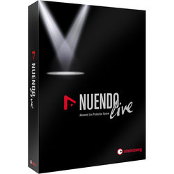Steinberg Nuendo Live - Advanced Live Production System