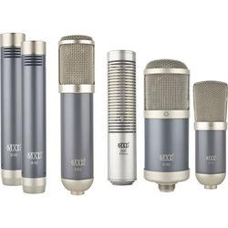 MXL 800 Series Mic Collection - 6-Piece Studio Microphone Kit