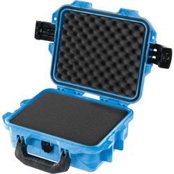 Pelican iM2050 Storm Case with Cubed Foam (Blue Swirl)