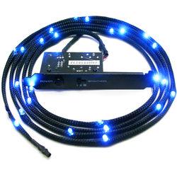 NZXT Sleeved Internal LED Lighting Kit (Blue, 3.3')