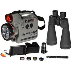 "Meade 6-Piece Accessory Bundle Kit for LS 8"""