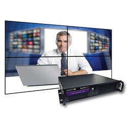 Smart-AVI Video Wall Player with 4GB RAM and 120GB Disk