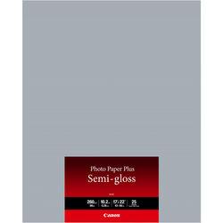 """Canon SG-201 Photo Paper Plus Semi-Gloss (17 x 22"""", 25 Sheets)"""