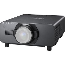 Panasonic PT-DZ16K2U Full HD Large Venue 3-Chip DLP Projector (No Lens)