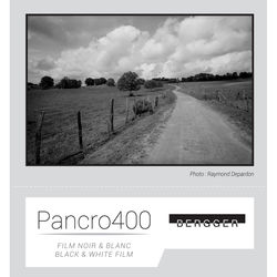 "Bergger Pancro 400 Black and White Negative Film (4 x 5"", 50 Sheets)"