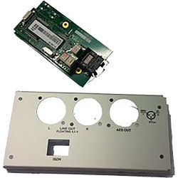 Nagra ISDN Option with Audio Compression for Nagra Seven Digital Recorder