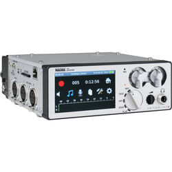 Nagra Nagra Seven Portable Digital Recorder with Internal I.S.D.N. Codec and Audio Compression (2-Channel)