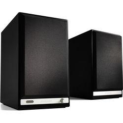 Audioengine HD6 Powered Speakers (Pair, Satin Black)