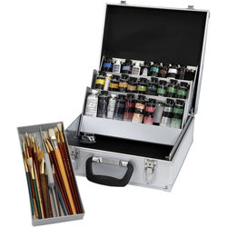 Logan Graphics Paint Organizing and Storage Case