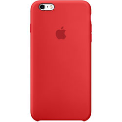 Apple iPhone 6 Plus/6s Plus Silicone Case ((PRODUCT)RED)