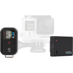 GoPro Remote 1.0 and Battery BacPac Bundle