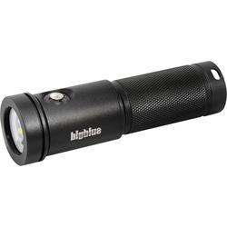 Bigblue Black Molly 2 Tri-Color LED Dive Light