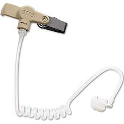 Otto Engineering Replacement Quick-Disconnect Adapter with Dynamic Earphone & Acoustic Tube (Beige)