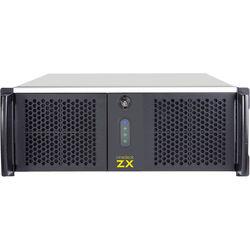 Cinedeck ZX40 4-Channel Modular Ingest/Transcoder/Playback Server with Standard CPU/GPU