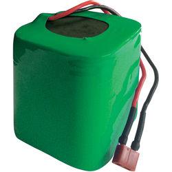 Bigblue 32650x4G Lithium-Ion Battery Cell for TL4500PC, VL15000PC, VL15000PM Dive Lights (14.8 V, 7000mAh)