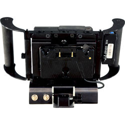 Nebtek PIXPB-AB Power Bracket with Anton Bauer Battery Adapter for PIX240i Recorder
