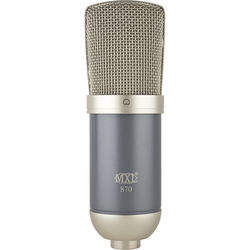 MXL MXL 870 Studio Condenser Microphone