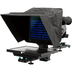 """MagiCue 17"""" Studio Prompter Plus Package with Studio Software"""
