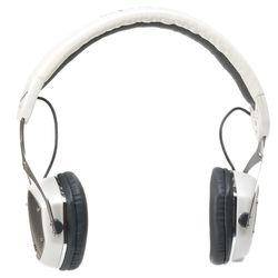 V-MODA Crossfade M-80 On-Ear Noise Isolating Headphones (White Silver)