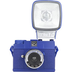 Lomography Diana Mini 35mm Camera with Flash (Twilight Blue)