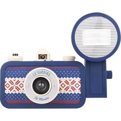 Lomography La Sardina St. Moritz Camera with Flash