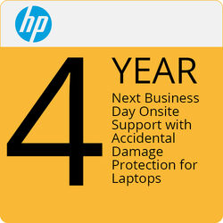 HP Next Business Day On-Site Hardware Support for Travelers (1-Year)