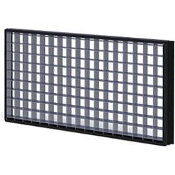 Cineo Lighting 90° Louver for HS2 Light Fixture (Anodized Aluminum, Black)