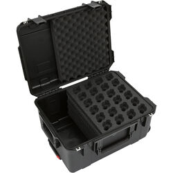 SKB MC24 Waterproof Twenty Four Mic Case
