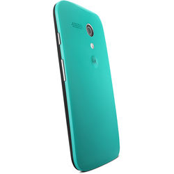 Moto Moto G 1st Gen Replacement Shell (Turquoise)