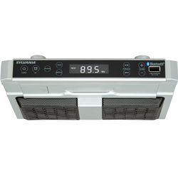 Sylvania SKCR2810BT Under-Counter Bluetooth Radio