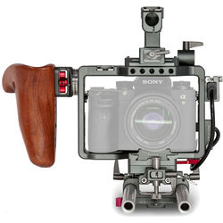 Tilta ES-T17-A Handheld Camera Cage Rig for Sony a7, a7 II, a7S, a7S II, a7R, & a7R II