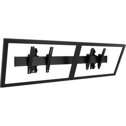 """Chief Fusion Large 2 x 1 Menu Board Wall Mount for 40-55"""" Screens"""
