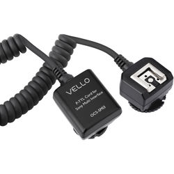 Vello Off-Camera TTL Flash Cord for Sony Cameras with Multi Interface Shoe (3')