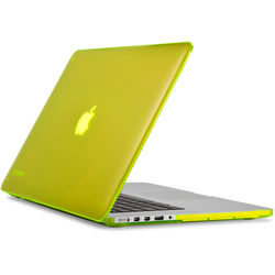 "Speck SeeThru Case for 15"" MacBook Pro with Retina Display (Lightning Yellow)"