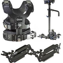 CAME-TV Pro Camera Stabilizer with Aluminum Case