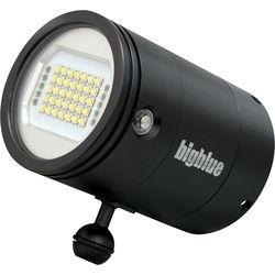Bigblue VL25000PM Video Dive Light (Black)