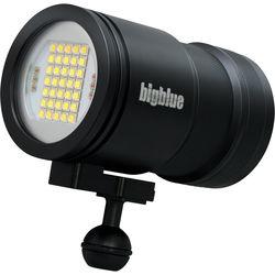 Bigblue VL15000P Pro Tricolor Video LED Dive Light (Black)