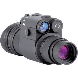 Night Optics Ambia 1x 3rd Generation Night Vision Monocular and Head Mount Kit (Filmless, Autogated)